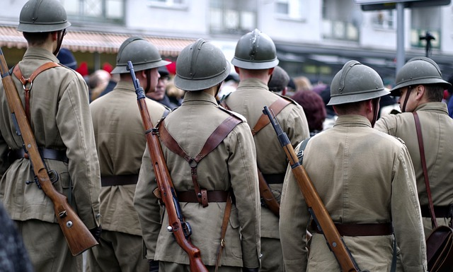 vojáci z minulosti