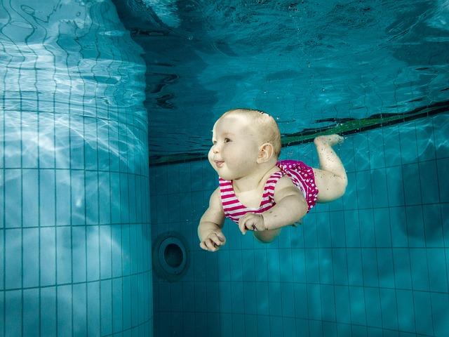 mimino pod vodou
