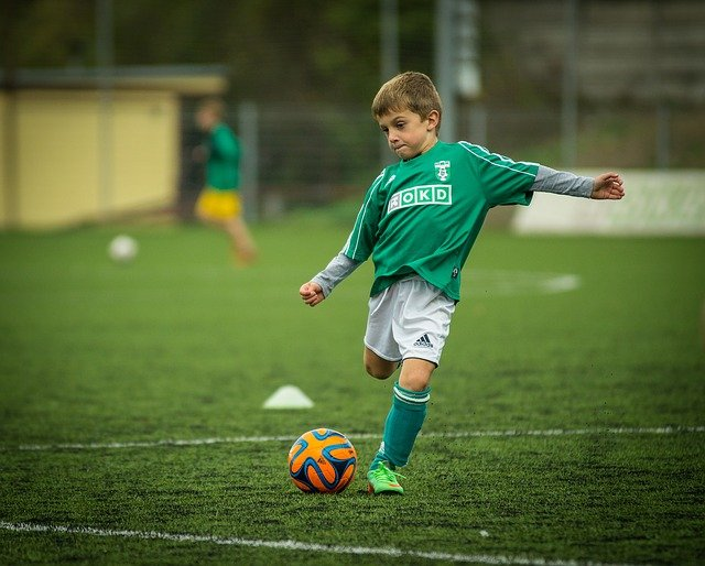 malý fotbalista