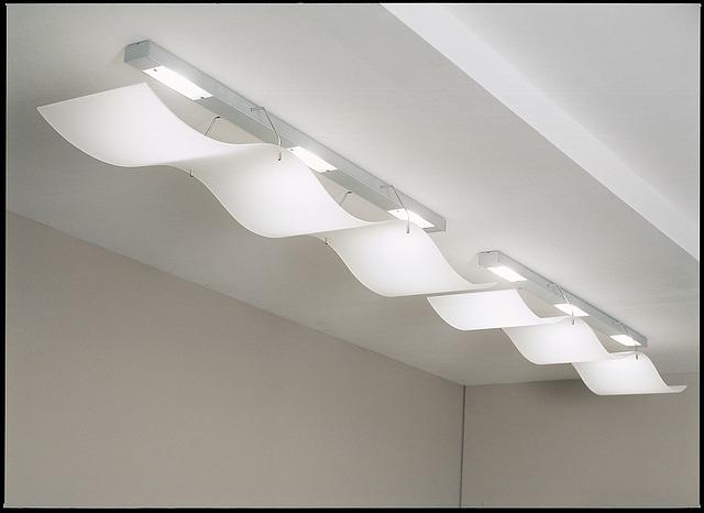 stropní světla