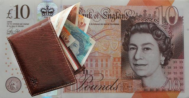 rozpočet v librách
