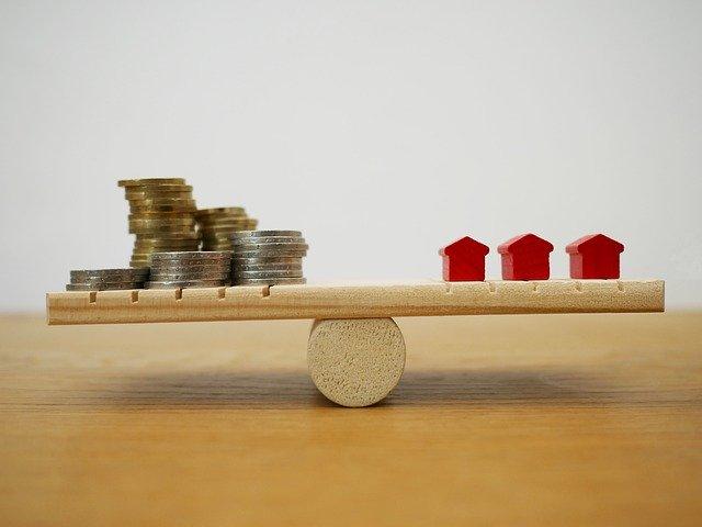 rovnováha v penězích